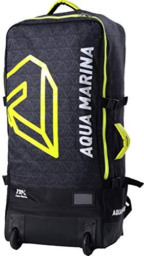 Aquamarina Unisex– Erwachsene Tasche MIT RÄDERN 90 L Rucksack, Multicolor, Uni