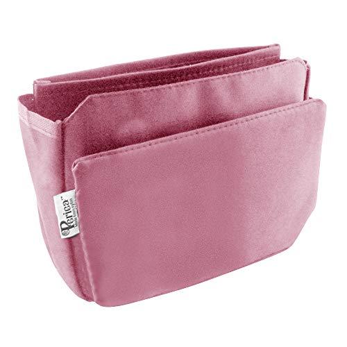 Periea Handtaschenordner, Einsatz, Einlage 9 Taschen 20x16x7cm - Tegan rosa
