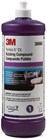 3M Perfect It Sale SALE% OFF Weekly update EX Rubbing by 36060 Compound Quart