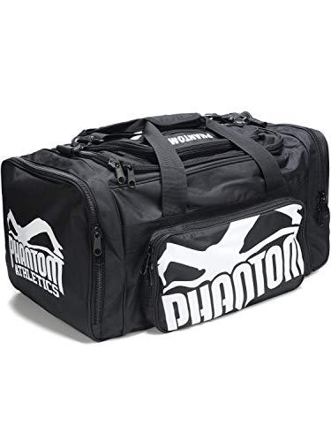 Phantom Athletics Trainings Tasche | Mittelgroßer GymBag für Sport, Crossfit, Fitness Training | 80l Trainingstasche mit vielen Fächern