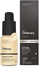 The Ordinary Coverage Foundation 1.2YG Light Yellow