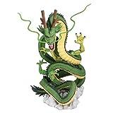 AMrjzr Decoración de Estatua de Escena de dragón súper Grande Modelo Hecho a Mano animación de PVC-3...
