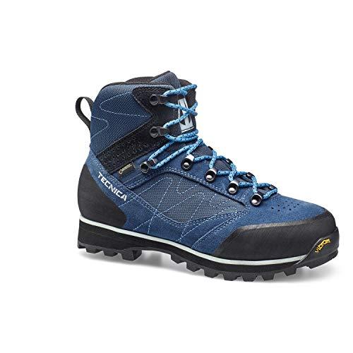 Tecnica, Botas de montañismo Hombre, Azul, 41.5 EU