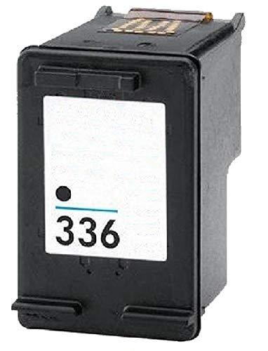 Cartucho compatible para HP 336 negro C3180 C3193 C3175 6313 7850 6305 D4155 5420 2570