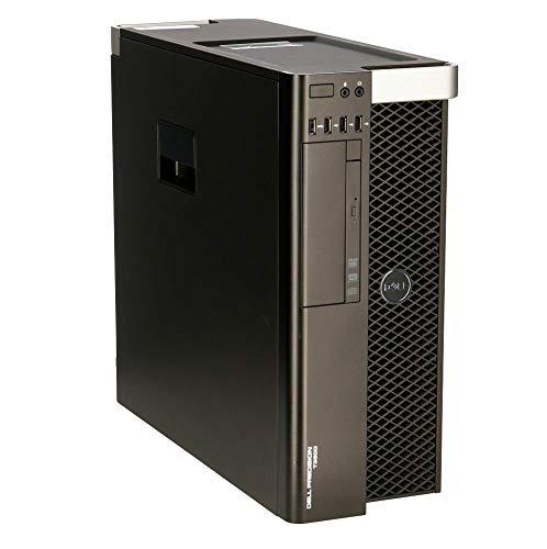 Dell PC Computer Precision T5810 Xeon E5 1620 v3 3,5 GHz 256 GB SSD Windows 10