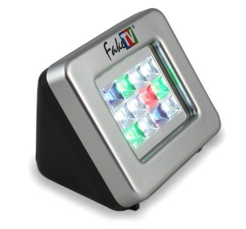 FakeTV FTV-11 Extra Bright Burglar Deterrent Television Simulator