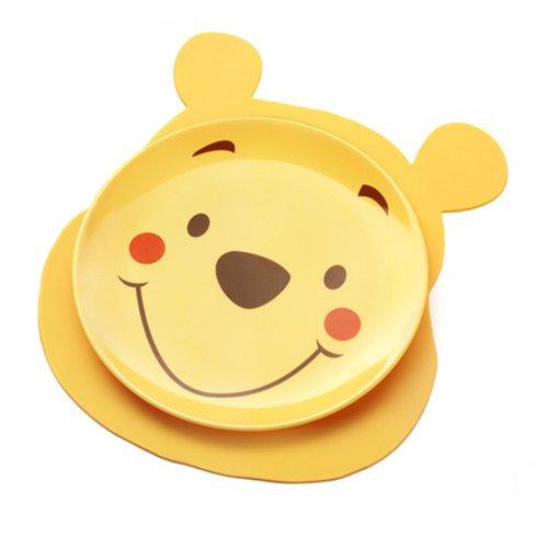 Winnie the Pooh Magic Mat & Plato de melamina