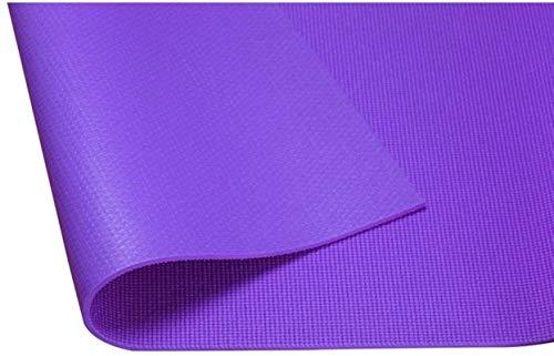 ZHENG Esterilla Yoga Colchonetas de Yoga 8mm de espesos de Ancho de Yoga Manta alargamiento de la Alfombra de Aptitud