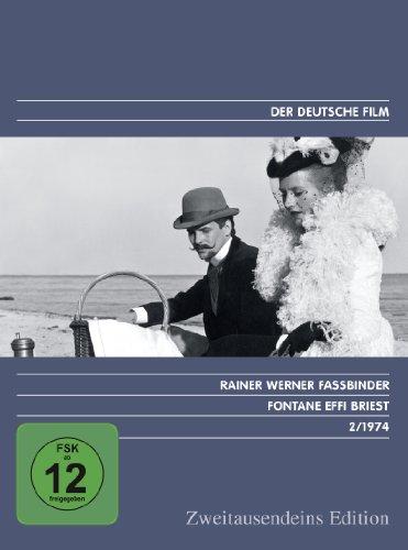 Fontane Effi Briest - Zweitausendeins Edition Deutscher Film 2/1974.