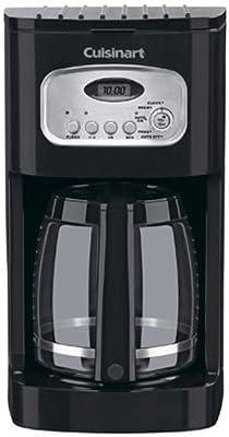 Cuisinart DCC-1100BKP1 Coffeemaker, 12-Cup, Black