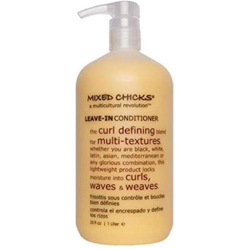 Mixed Chicks Leave In Conditioner 1 Liter by Mixed Chicks