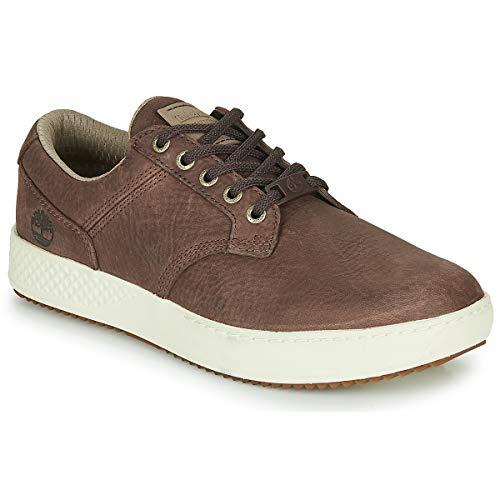 Timberland Cityroam Cupsole Basic Ox Zapatillas Moda Hombres Marrón - 43 - Zapatillas Bajas Shoes