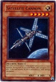Yu-Gi-Oh! - Satellite Cannon (CP01-EN001) - Champion Pack Game 1 - Promo Edition - Ultra Rare