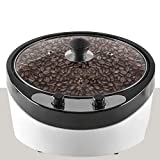 Electric Coffee Roaster Machine, 0-240℃ Household Roasting Machine 1000G Coffee Bean Roasting Baking Machine For Coffee Shop and Home Use, Popcorn, Peanuts, Chestnut Sunflower Seed Roaster,110V