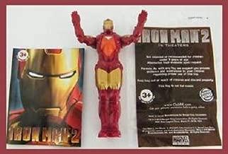 IRON MAN 2 Repulsor Power Light Up Toy Burger King