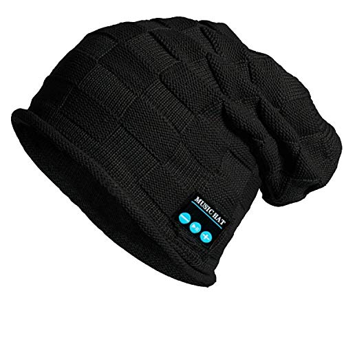Upgraded Wireless Bluetooth Beanie Hat...