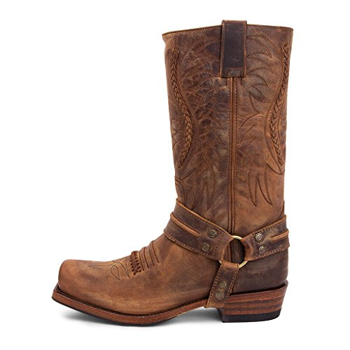 Sendra Boots - 12209 Blues Mad Dog Tang Lavado-43