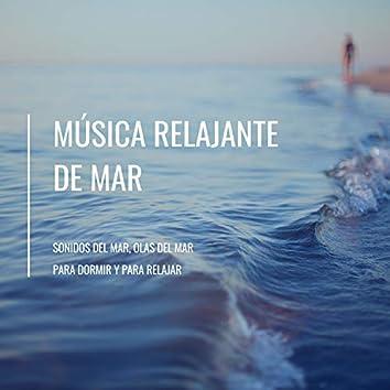 Música Relajante de Mar – Sonidos del Mar, Olas del Mar para Dormir y para Relajar
