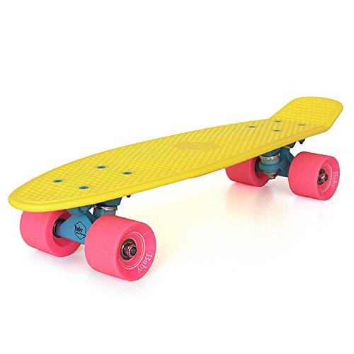 Miller BABY MILLER LEMON YELLOW S01BM0023 Plastik Skateboard