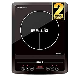 IBELL Induction Cooktop 2000 W - Best Induction Cooktop in India