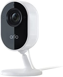 Arlo Technologies Essential Indoor Camera | 1080P Video Quality, 2-Way Audio, Package Detection | Motion Detection and Ale...