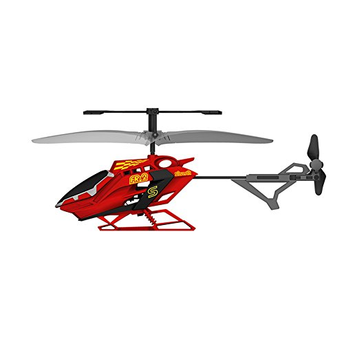 Power in Air-Air Rover, 2 canali, Colore: Rosso (Silverlit 84704)