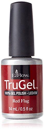 Ezflow Trugel Vernis à Ongles Red Flag