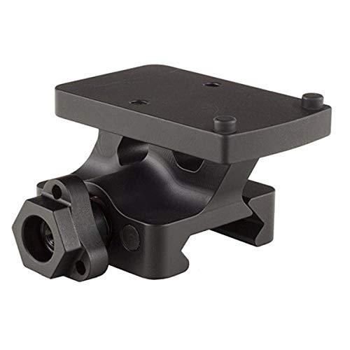 Trijicon AC32074 RMR Pistol Mount, Full Co-Witness Quick Release, black