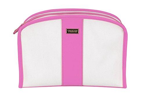 Stephanie Johnson Women's Key West Woo Jumbo Toiltery Bag, Neon Pink, One Size