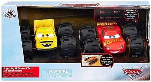 Disney Lightning McQueen & Taco All-Terrain Racers Set