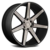 DUB S127 FUTURE BLACK Wheel tpms (24 x 10. inches /6 x 135 mm, 30 inches Offset)