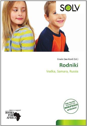 Rodniki: Vodka, Samara, Russia