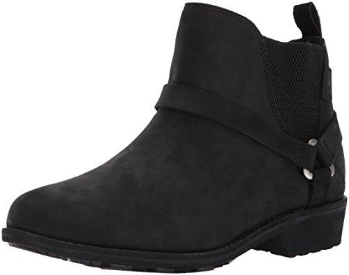 Teva Damen Delavina DOS W's Chelsea Boots, Schwarz, 39 EU
