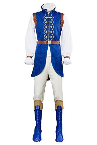 MingoTor Superheld ED Todoroki Shoto Prince Outfit Cosplay Kostüm Herren S