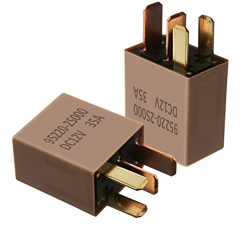 2 Pack Accessory Power Relay 95220-2S000