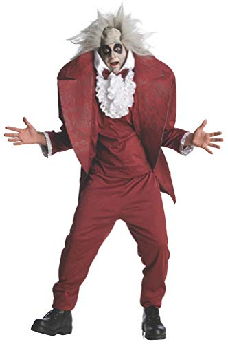 Shrunken Head Mens BeetleJuice Costume sz XL