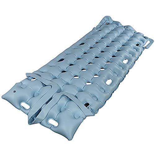DMYY Dauerhaft Anti-Dekubitus Aufblasbare Matratze Pad, Wechselluftdruckmatratze Mit Pumpe, Pflegehilfsmittel Matratzen Für Pflegebetten, Geschenke