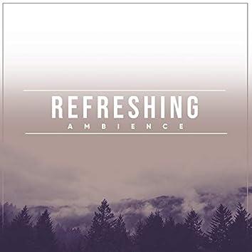 #Refreshing Ambience