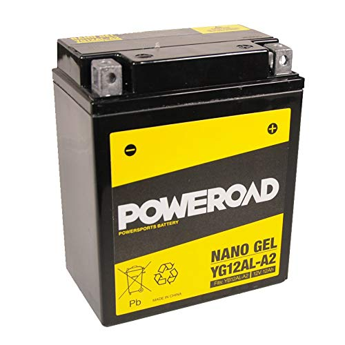 Poweroad Poweroad Gel YG12AL-A2/12V-12AH VE5
