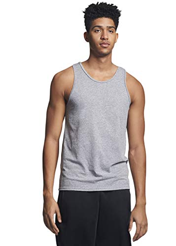 Russell Athletic Men's Cotton Performance Tank Top, Oxford, XL
