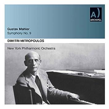 Mitropoulos conducts Mahler Symphony No. 9 live