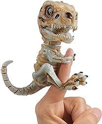 3. WowWee Untamed Skeleton T-Rex Doom (Ash) by Fingerlings