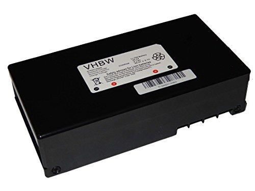 vhbw Batería Li-Ion 2300mAh (25.2V) para aspirador, robot cortacésped Alpina AR 1 500, 124563, AR2 1200, AR2 600 como Zucchetti 075Z01300A.