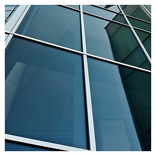 BDF NA50 Window Film Sun Control and Heat Rejection N50, Black (Light) - 48in X 50ft