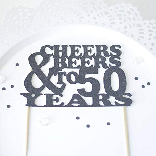 32Butler JUBEL und Bier bis 50 Jahre Cake Topper Geburtstagstorte zum Thema Bier Cake Topper Geburtstagstorte zum Thema Bier bis 30 Jahre
