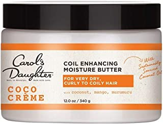 Carols Daughter Coco Creme Coil Enhancing Moisture Butter 12oz