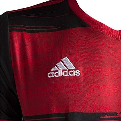 adidas CR Flamengo Home Jersey para hombre 2020-21 - negro ...