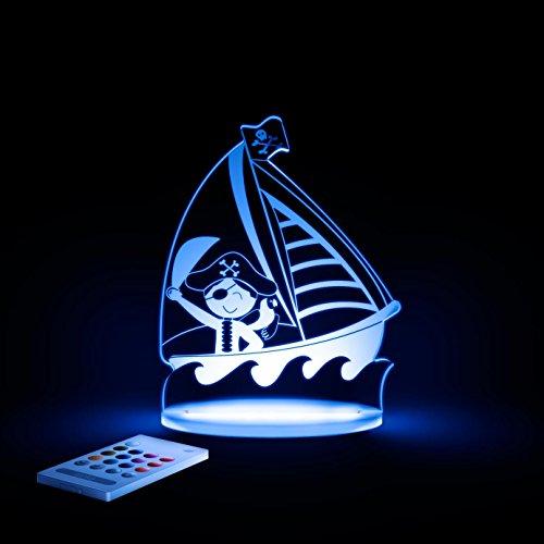 Aloka Sleepy Nachtlicht Pirat