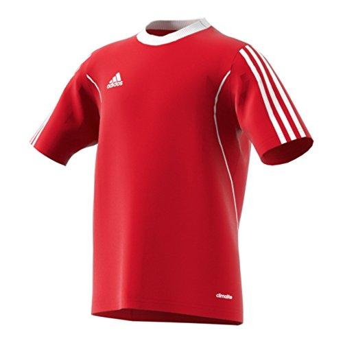 Adidas Youth Climalite Squadra 13 Jersey Large Univ Red/White
