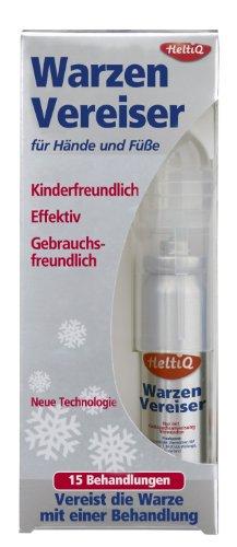 HeltiQ Warzen Vereiser, 1er Pack (1 x 38 ml)